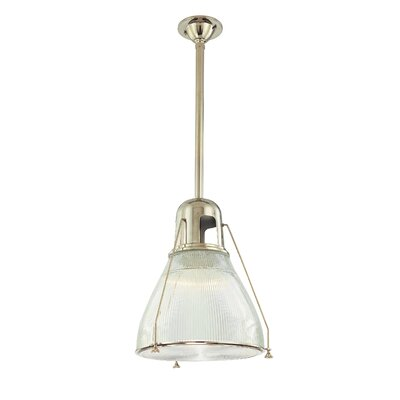 Margo 1-Light Pendant Finish: Polished Nickel