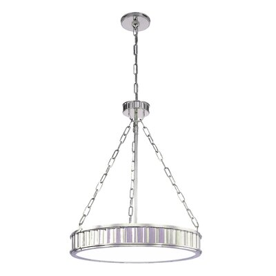 Middlebury 5-Light Pendant Finish: Historic Nickel