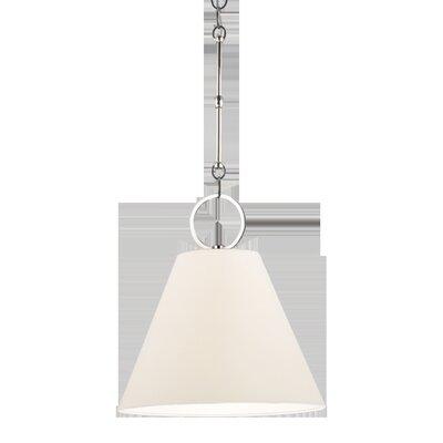 Altamont 1-Light Pendant Finish: Polished Nickel
