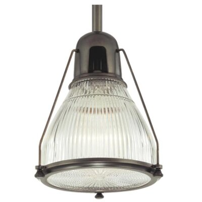 Margo 1-Light MetalMini Pendant Finish: Old Bronze