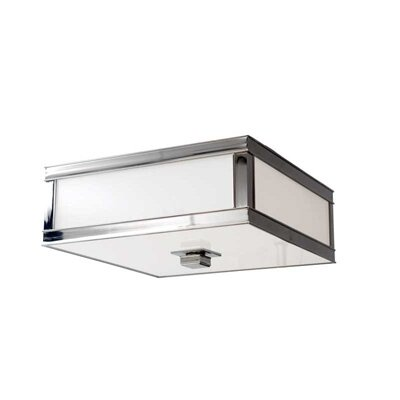 Destanee Flush Mount Finish: Polished Nickel