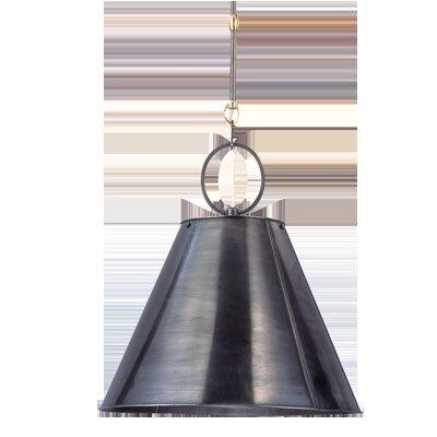 Altamont  1-Light Pendant Finish: Distressed Bronze