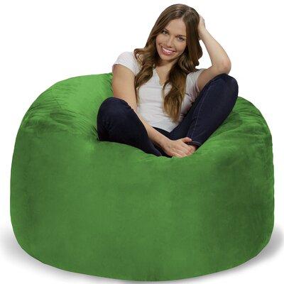 Bean Bag Chair Upholstery: Lime