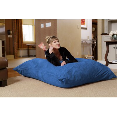Bean Bag Lounger Upholstery: Royal Blue