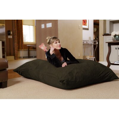 Bean Bag Lounger Upholstery: Olive