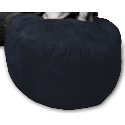 Bean Bag Chair Upholstery: Navy