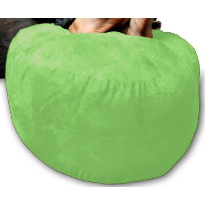 Bean Bag Chair Upholstery: Lime
