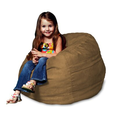Bean Bag Chair Upholstery: Earth