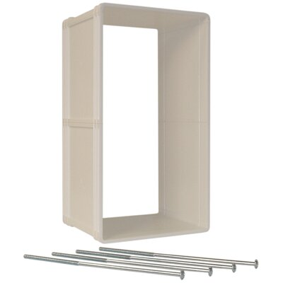 Wall Kit for Ruff Weather Pet Doors Size: Medium