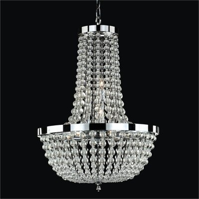 Arcadia 9-Light Empire Chandelier