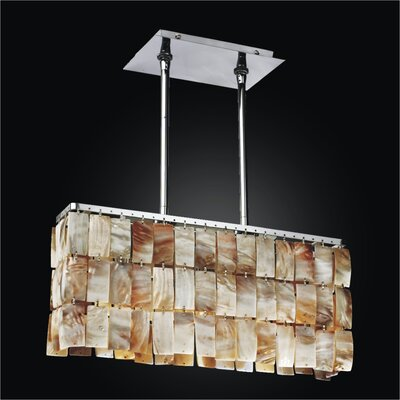 Paloma 3-Light Kitchen Island Pendant