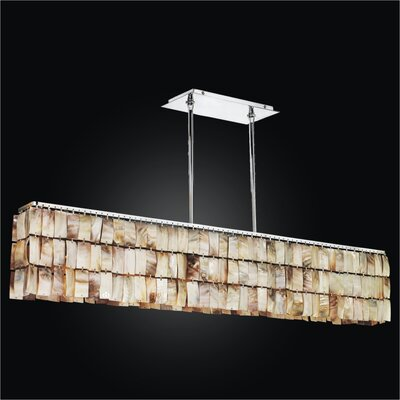 Paloma 6-Light Kitchen Island Pendant