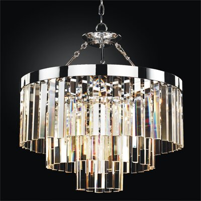 Timeless 6-Light Crystal Chandelier