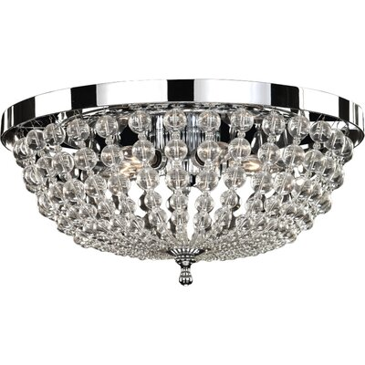 Arcadia 5-Light Flush Mount