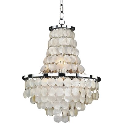 Bayside 8-Light Empire Chandelier