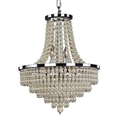 Cava 8-Light Empire Chandelier
