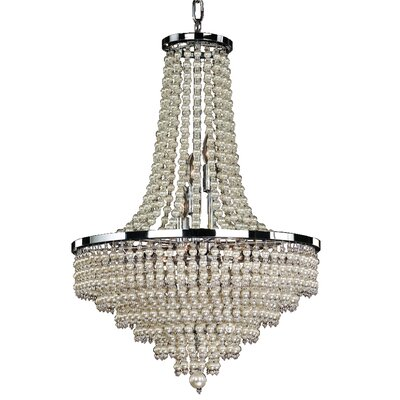 Cava 9-Light Empire Chandelier