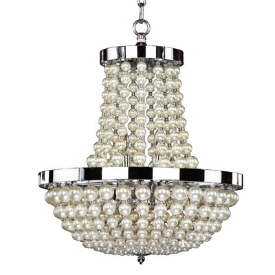 Moscato 8-Light Empire Chandelier