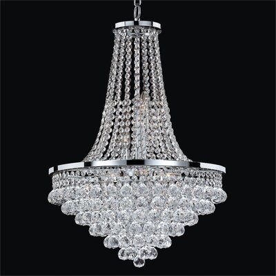 Thorpe 9-Light Empire Chandelier