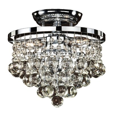 Summerhill 3-Light Flush Mount