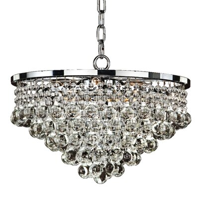 Summerhill 6-Light Crystal Pendant