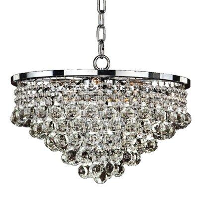 Summerhill 6-Light Crystal Pendant
