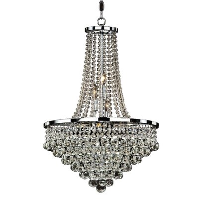 Summerhill 9-Light Empire Chandelier