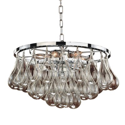 Concorde 4-Light Mini Chandelier