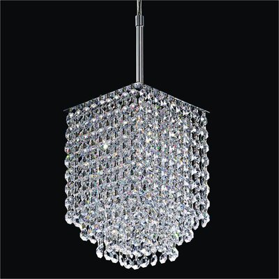 Fuzion X 1-Light Pendant