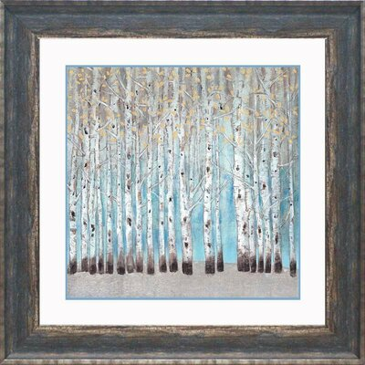 'Into the Forest I' Framed Graphic Art Print