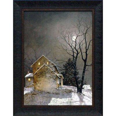 Working Late by Ray Hendershot Framed Painting Print N1167
