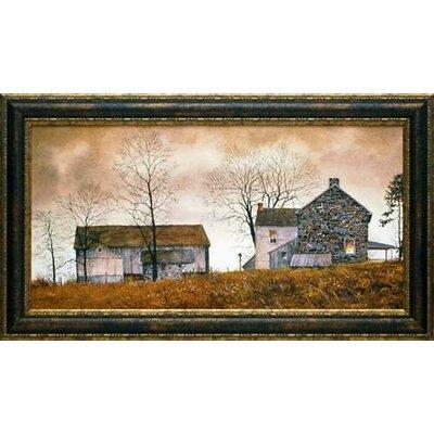 At Breakfast by Ray Hendershot Framed Painting Print N1173
