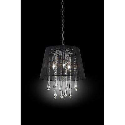 Aadi Ceiling 3-Light Pendant