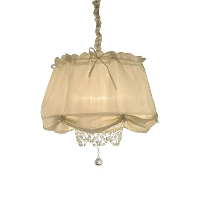 Luxe 3-Light Pendant