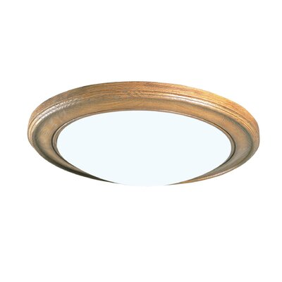 Biscayne 2-Light Flush Mount