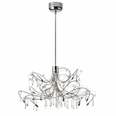 Firefly 20-Light Crystal Chandelier
