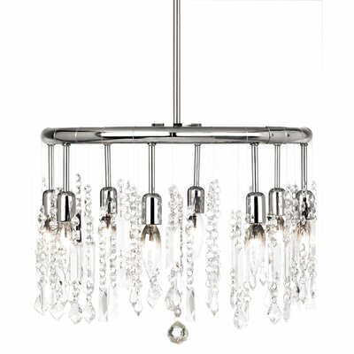 Bohemian 8-Light Pendant