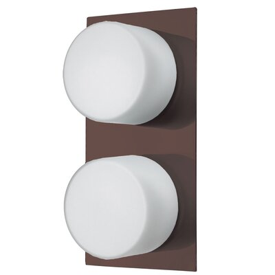 Beal 2-Light Flush Mount