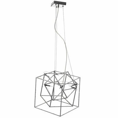 Doradus 6-Light Geometric Pendant