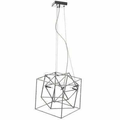 Cubo 6-Light Geometric Pendant