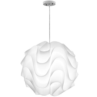 Artis 1-Light Globe Pendant