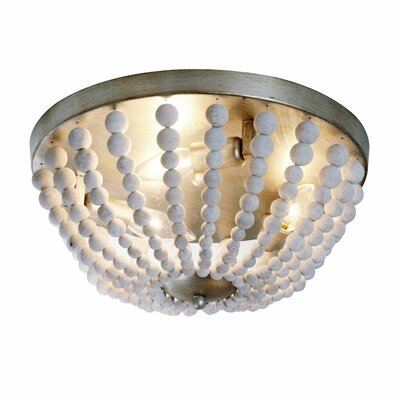 Laura 3-Light Flush Mount