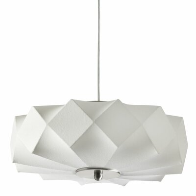 Alba 3-Light Drum Pendant