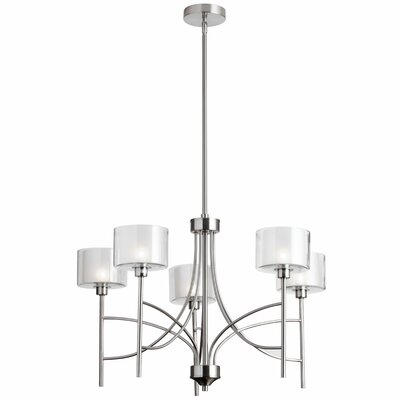 Newman 5-Light Candle-Style Chandelier