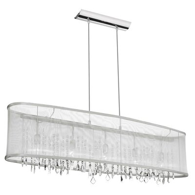 Nevaeh 5-Light Kitchen Isalnd Pendant
