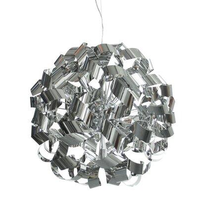 Whurler 9-Light Globe Pendant