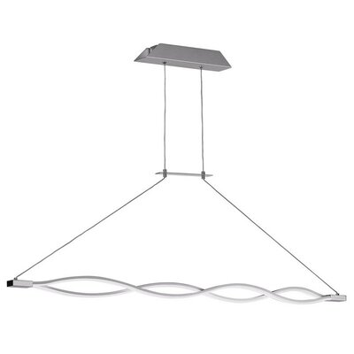 Lisbeth 1-Light Kitchen Island Pendant