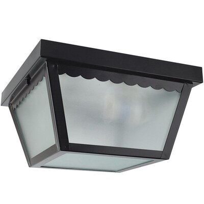 Willow 2-Light Flush Mount