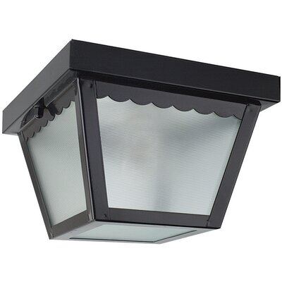 Willow 1-Light Flush Mount