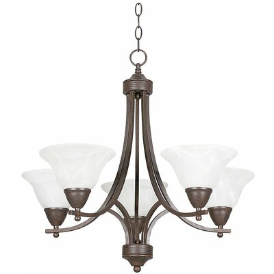 Tabora 5-Light Shaded Chandelier